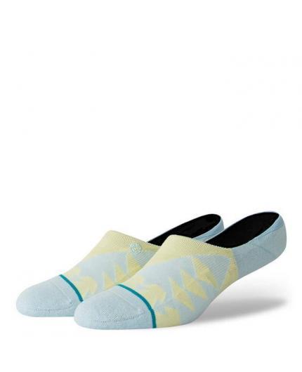 Stance El Pasa Low Blue Socks