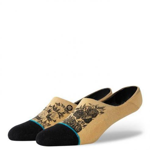 Calcetines Stance Thorn low Tan