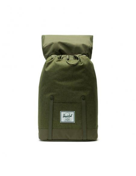 Herschel Retreat Olive Night Crosshatch/Olive night Backpack 19,5L