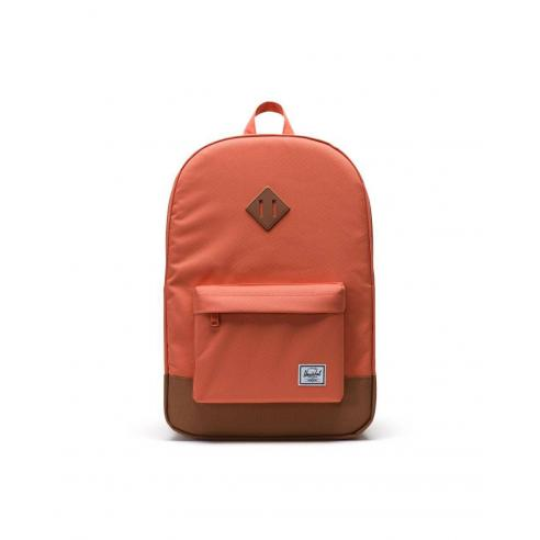Herschel Supply Co Heritage 21,5L Apricot Brandy/Saddle Brown Backpack