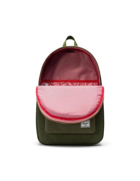 Herschel Settlement Olive Night Crosshatch/Olive Night Backpack