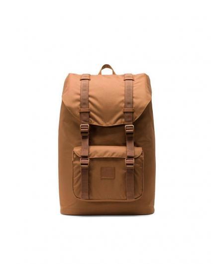 Herschel Little America Mid-Volume 17L Light Saddle Brown Backpack