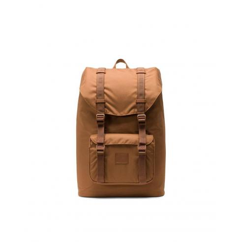 Mochila Herschel Little America Mid-Volume Light Saddle Brown