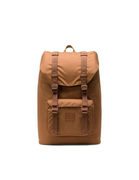 Herschel Little America Mid-Volume 17L  Light Saddle Brown Backpack