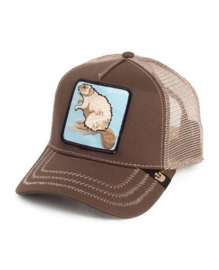 Gorra Goorin Bros Beaver Brown Castor