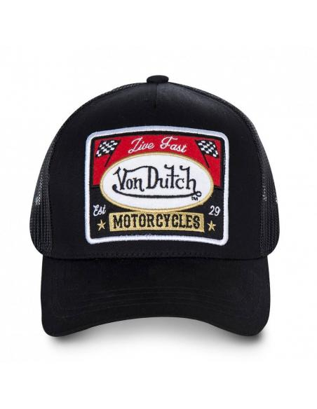 Gorra Von Dutch Blacky1 Baseball Trucker