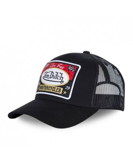 Gorra Von Dutch Blacky1 Negro
