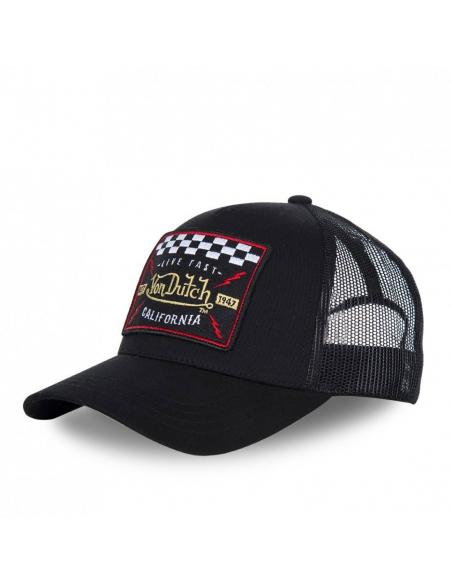 Von Dutch Blacky4B Cap Black