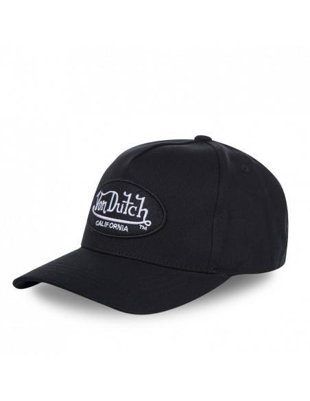 Von Dutch LOFB Black Cap Black
