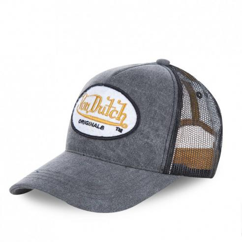 Gorra Von Dutch Originals Gris
