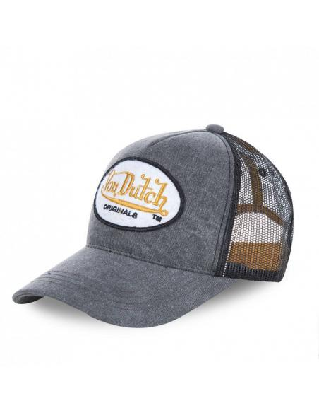 Von Dutch Originals Grey Cap