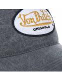 Von Dutch Originals Grey Cap