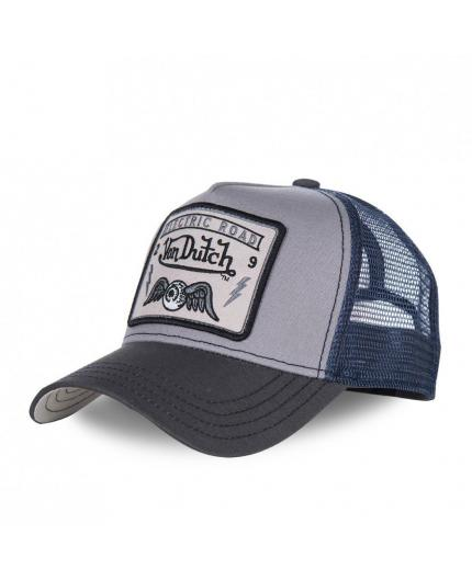 Gorra Von Dutch Square3 azul