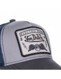 Von Dutch Square3 blue Cap