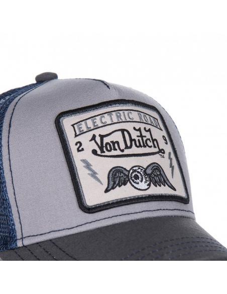 Gorra Von Dutch Square3 azul