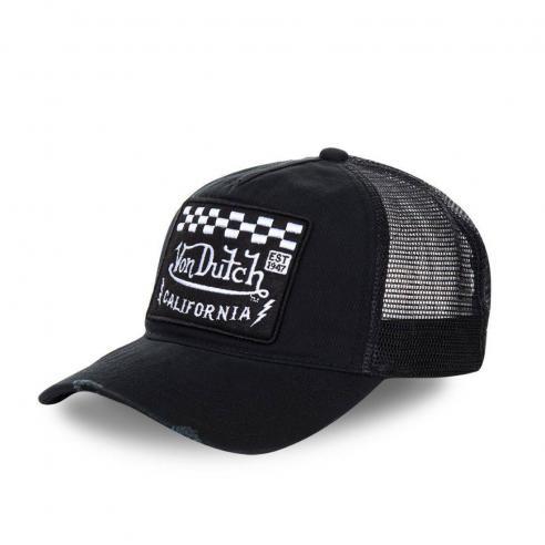 Von Dutch Truck 02 Black cap