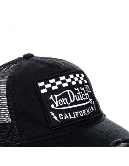 Von Dutch Truck 02 Black cap