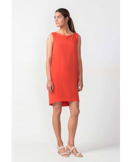 SKFK Anix Orange Dress