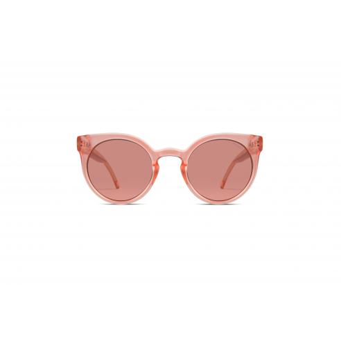 Komono Lulu Peach Unit Sunglasses