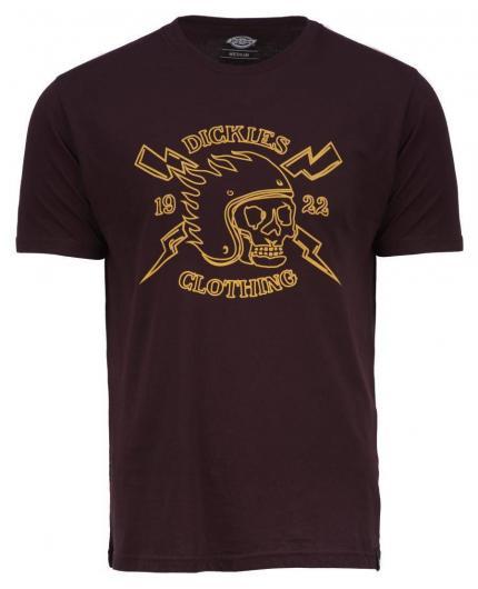 Dickies POlar Ridge Maroon T-shirt