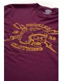 Camiseta Dickies POlar Ridge Maroon