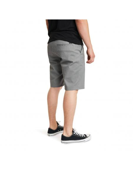 Brixton Toil II Hemmed Cement Short