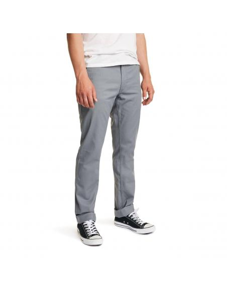 Brixton Reserve Chino Pant Cement Trouser