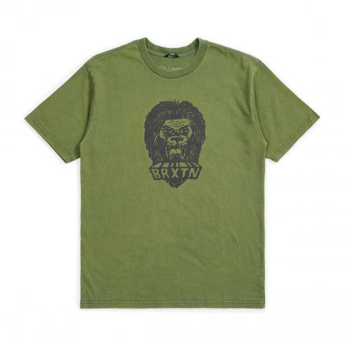 Brixton Pride LEAF T-Shirt