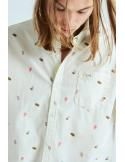 Camisa Tiwel Ice Off White