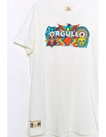 Camiseta Tiwel Boa Orgullo Snow white