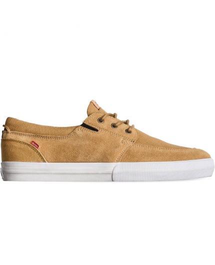 Globe Attic Tan/White Shoes