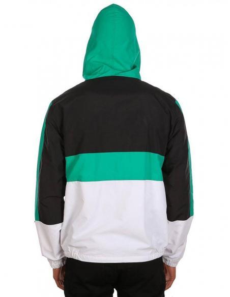 Cazadora Iriedaily Prime Hood Jacket Peppermint