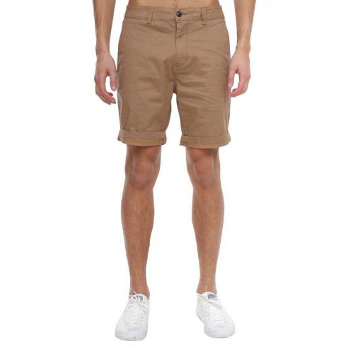 Bermudas Iriedaily Love City Short Caramel