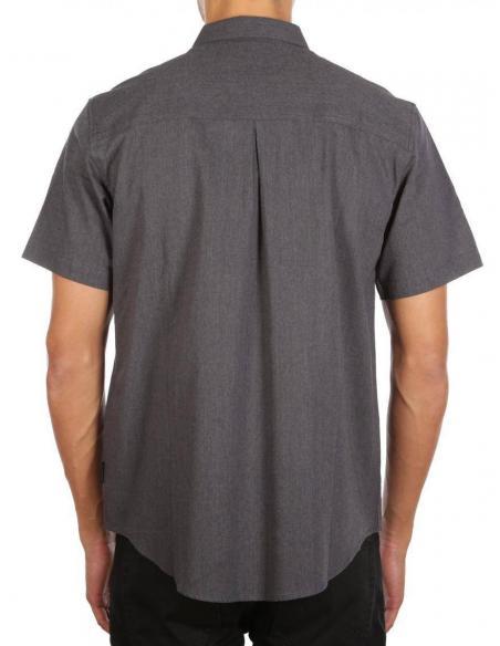 Camisa Iriedaily Chillboy Anthracite Melange