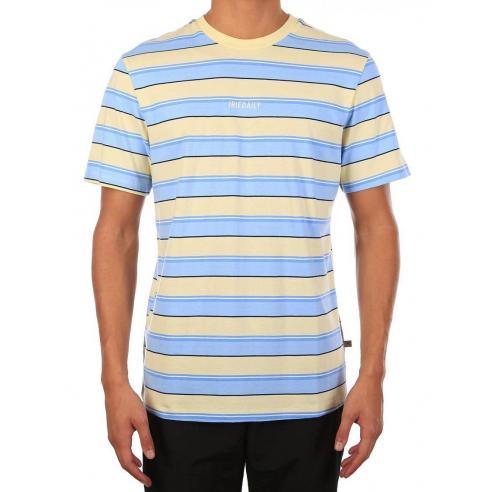Camiseta Iriedaily Tony stripe Lemonade