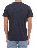 Camiseta Iriedaily Chamisso Logo Tee Night Sky