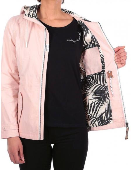 Cazadora Iriedaily Kishory Up Jacket Rose