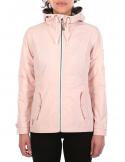 Iriedaily Kishory Up Jacket Rose