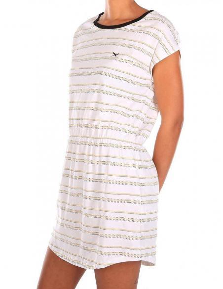 Iriedaily Ethny White Dress