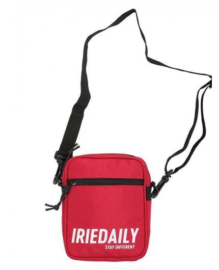 Iriedaily Team Side Bag Red