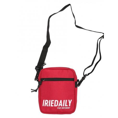 Bolso Iriedaily Team Side Bag Red