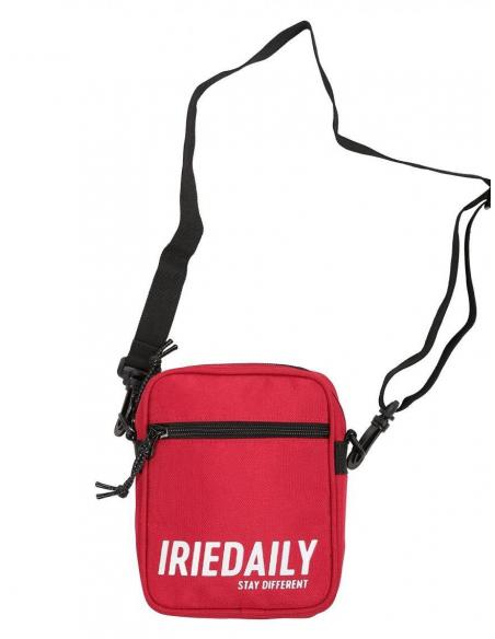 Bolso Iriedaily Team Side Bag Red