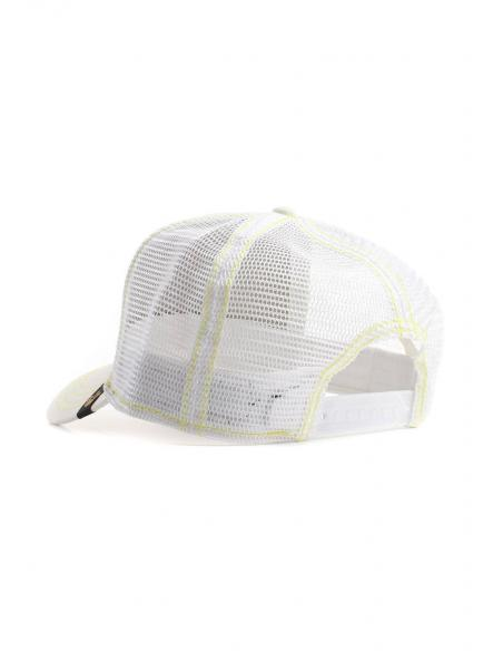 Gorra Goorin Bros Queen Bee Abeja Blanco