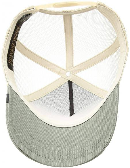 Goorin Bros Olive Bear Animal Farm Trucker Hat