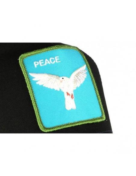 Gorra Goorin Bros Paloma Negro Peace Keeper