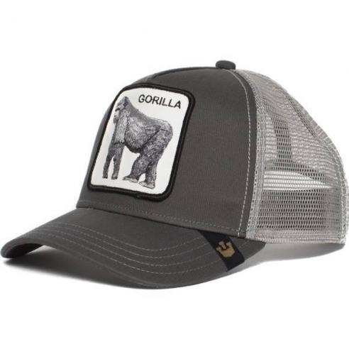 Gorra Goorin Bros King of The Jungle Gris - Gorila