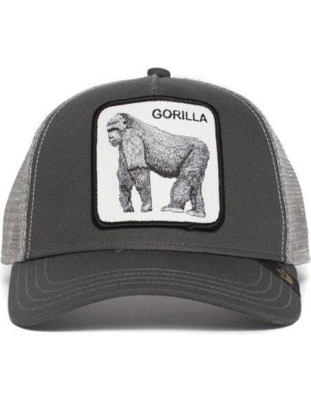 Gorra Goorin Bros King of The Jungle Gris - Gorila
