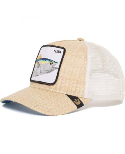 Gorra Goorin Bros Atun Beige Big Fish