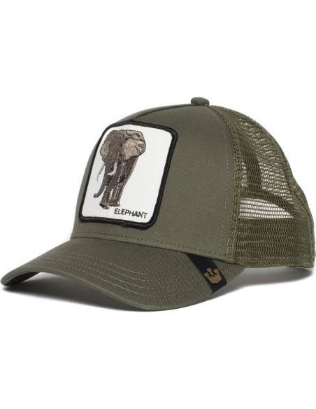Gorra Goorin Bros Elefante Verde Elephant Olive
