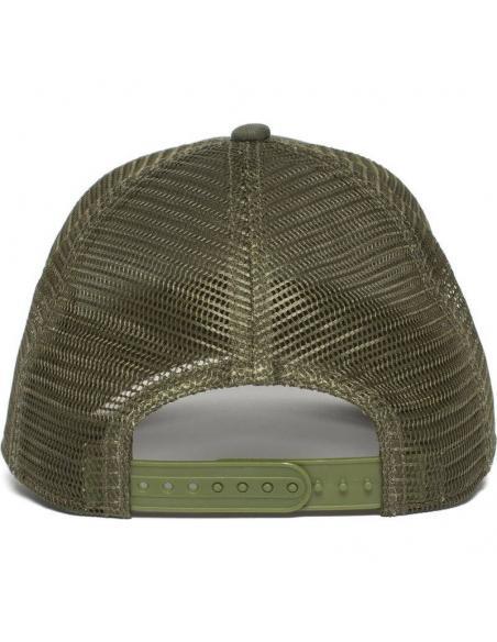 Goorin Bros Elephant Olive Cap
